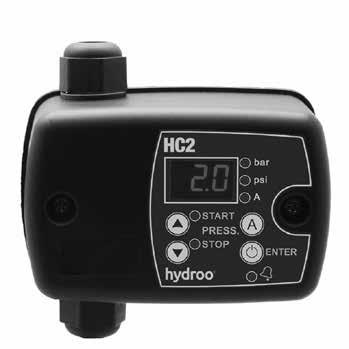 Regulatoare de presiune Hydroo HC